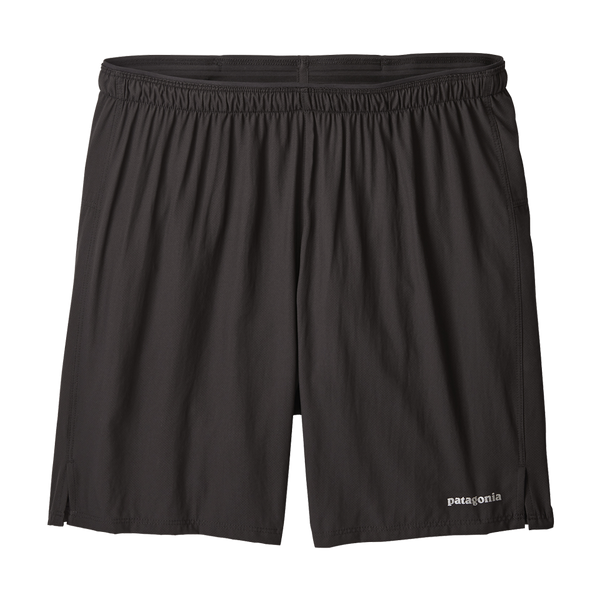 "Patagonia Men's Strider Short 7"" Black"