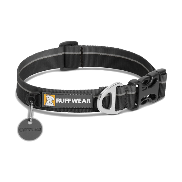Ruffwear Inc Hoopie Collar Obsidian Black