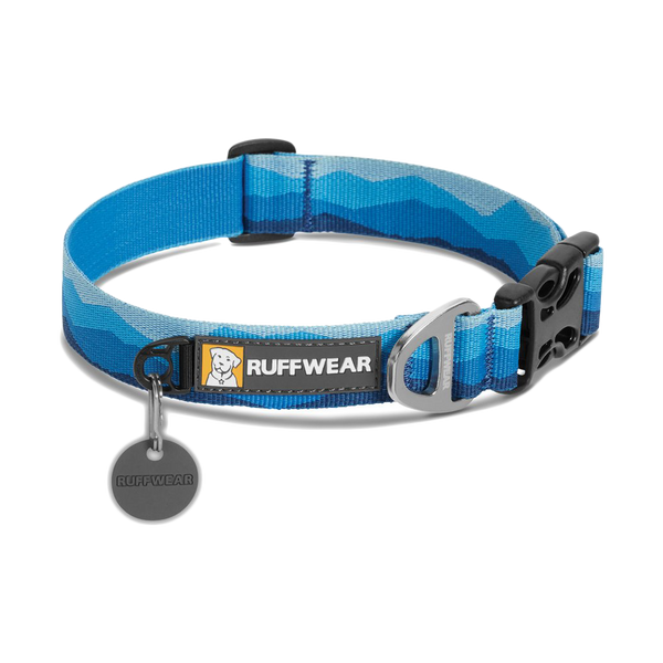 Ruffwear Inc Hoopie Collar Blue Mountains