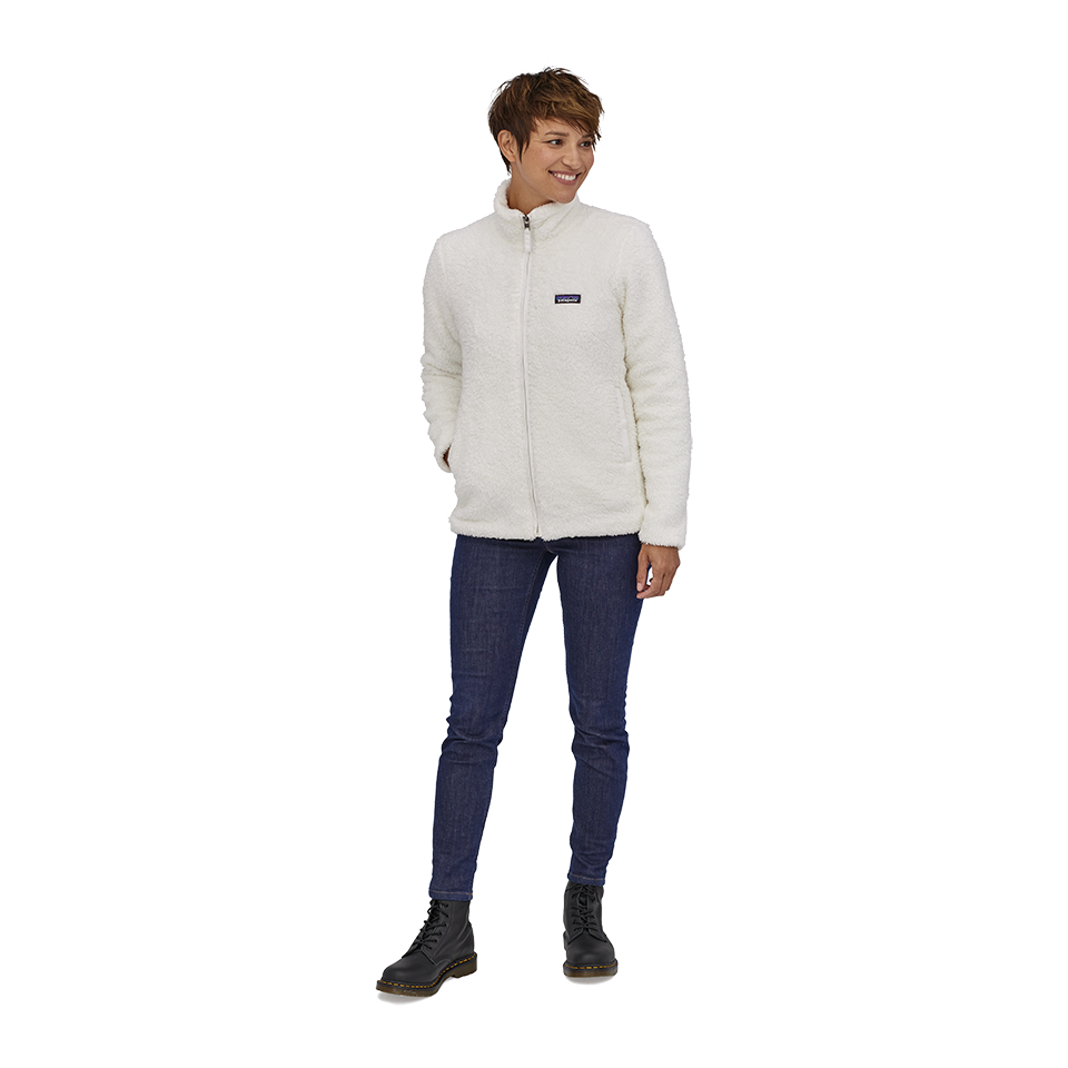 Patagonia Women's Los Gatos Jacket Birch White