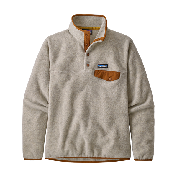 Patagonia Women's Lightweight Synchilla® Snap-T® Pullover Oatmeal Heather