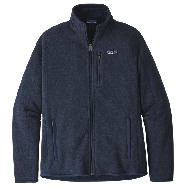 Patagonia Men's Better Sweater Jacket New Navy