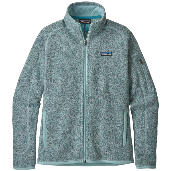 Patagonia Women's Better Sweater® Jacket Atoll Blue