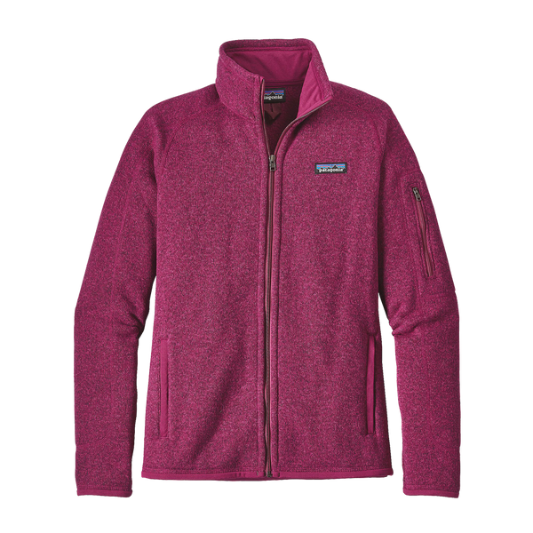 Patagonia Women's Better Sweater Magenta