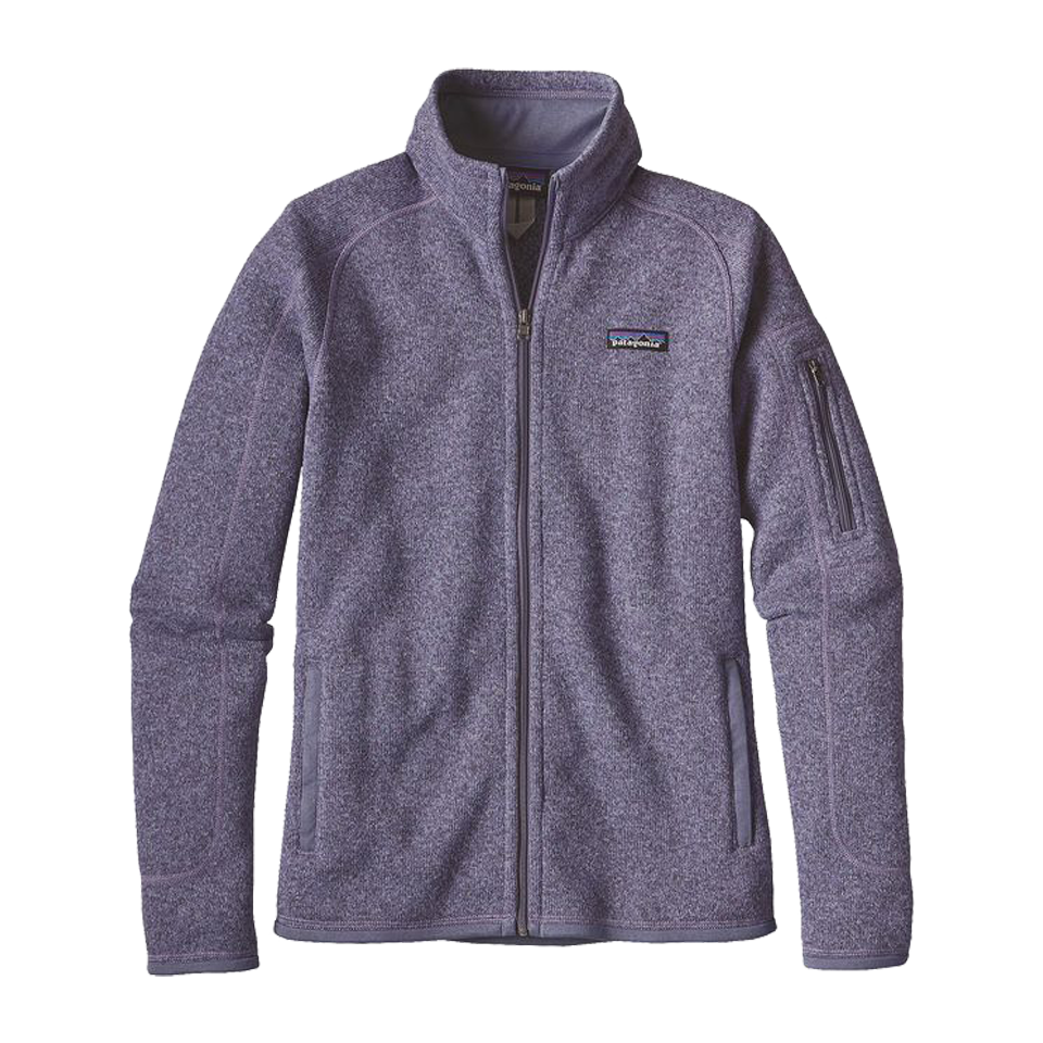 Patagonia Women's Better Sweater Jacket Lupine