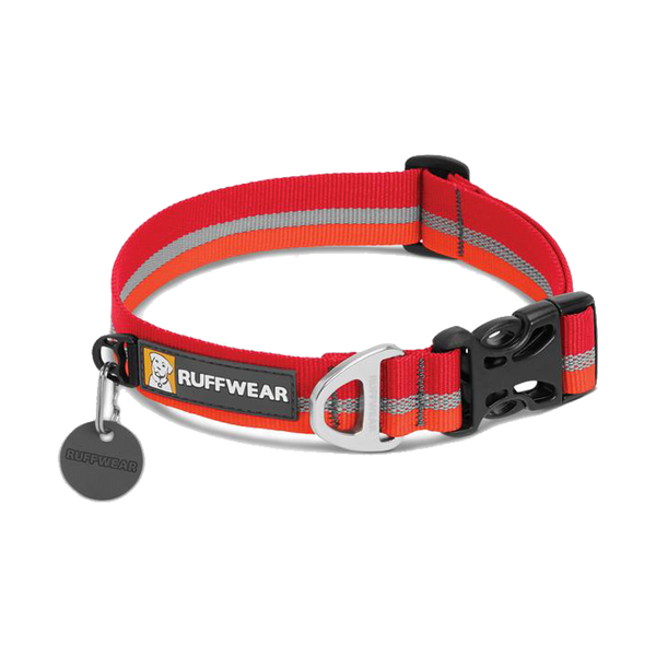 Ruffwear Inc Crag Collar Kokanee Red