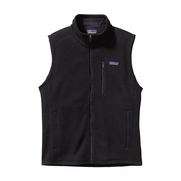 Patagonia Men's Better Sweater Vest Black