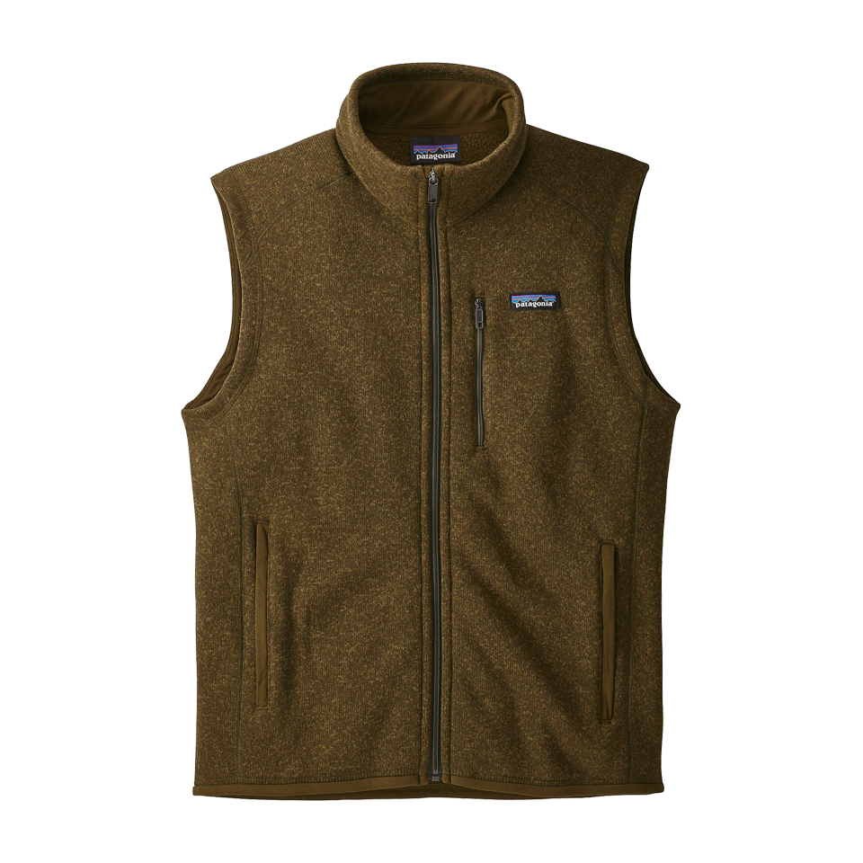 Patagonia Mens Better Sweater Vest Sediment Play Stores Inc