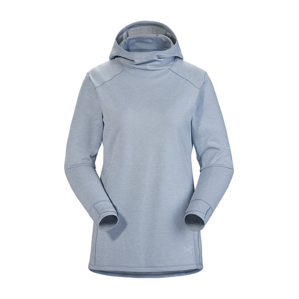 Arc'teryx Women's Motus AR Hoody Zephyr Heather