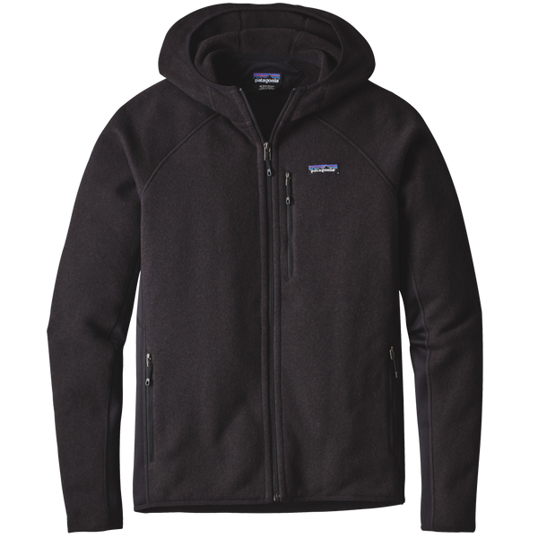 Patagonia Men's Performance Better Sweater Hoody Black