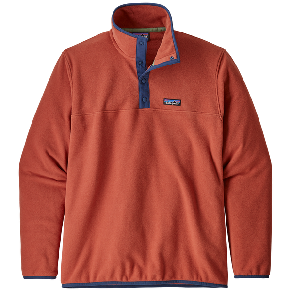 Patagonia Men's Micro D Snap-T Pullover New Adobe