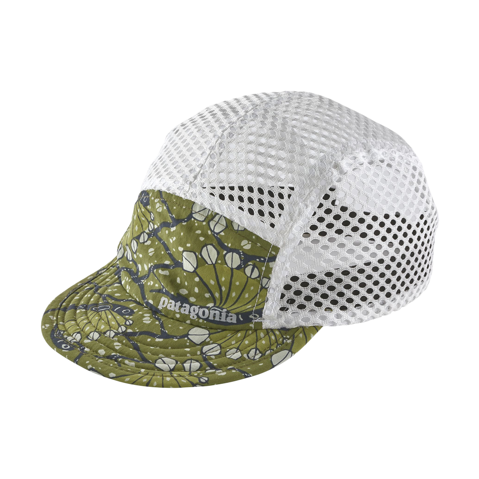 Patagonia Duckbill Run Cap Sprouted Green