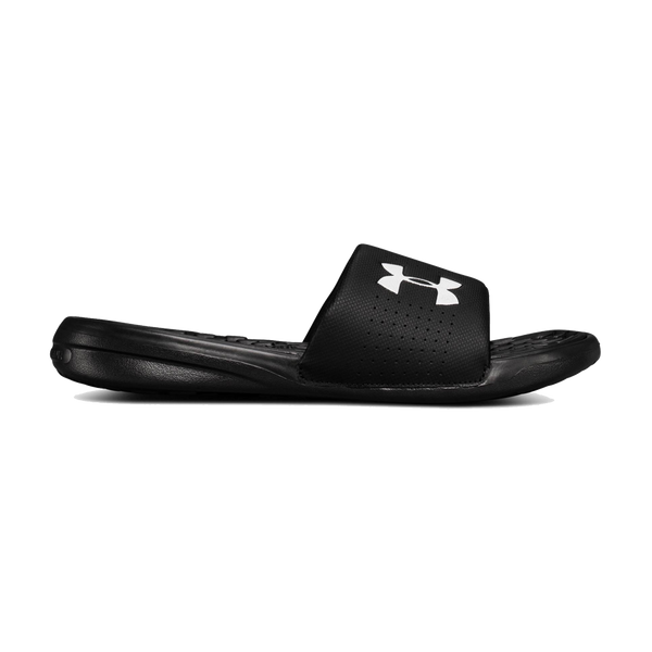 Under Armour Men's Debut Fix Slide Black/White