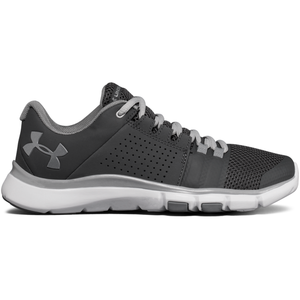 Under Armour Women's Strive 7 Rhino Grey