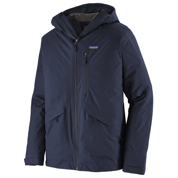 Patagonia Men's Insulated Snowshot Jacket Classic Navy