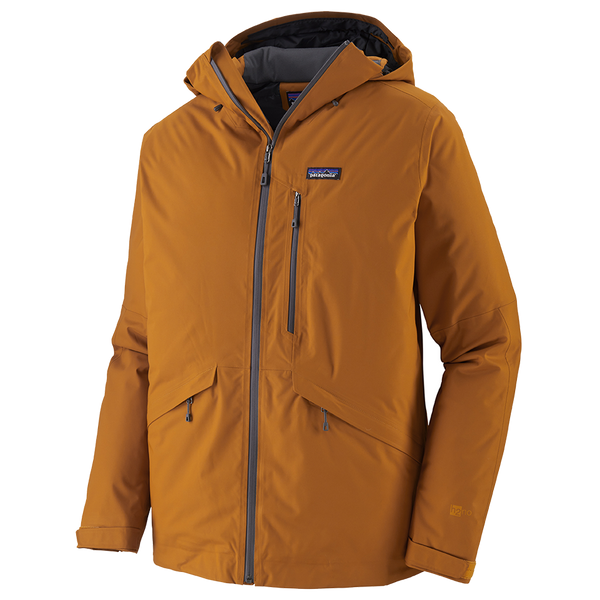 Patagonia Men's Insulated Snowshot Jacket Hammonds Gold