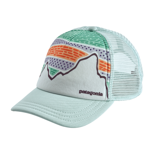 Patagonia Women's Solar Rays '73 Interstate Hat Atoll Blue