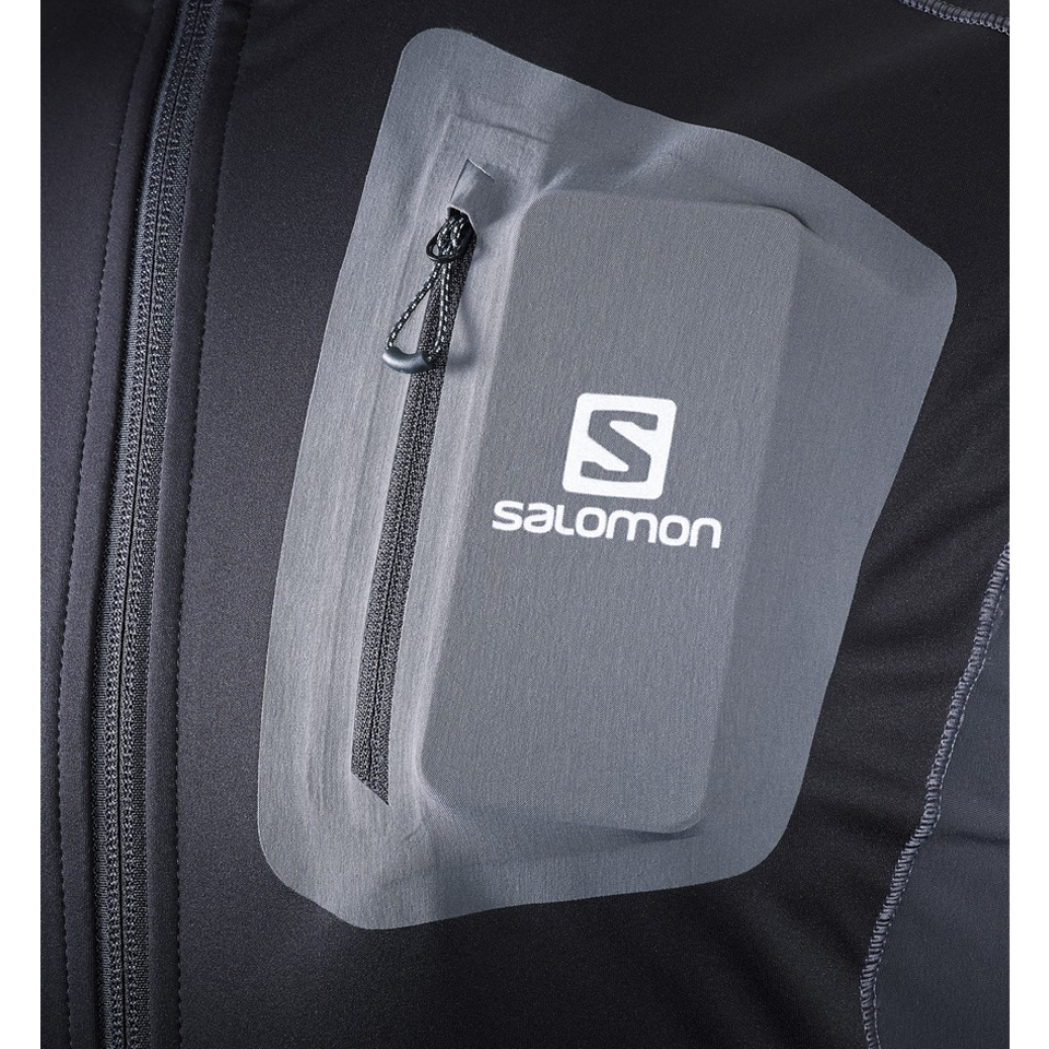 Salomon Men's Equipe Vest Black