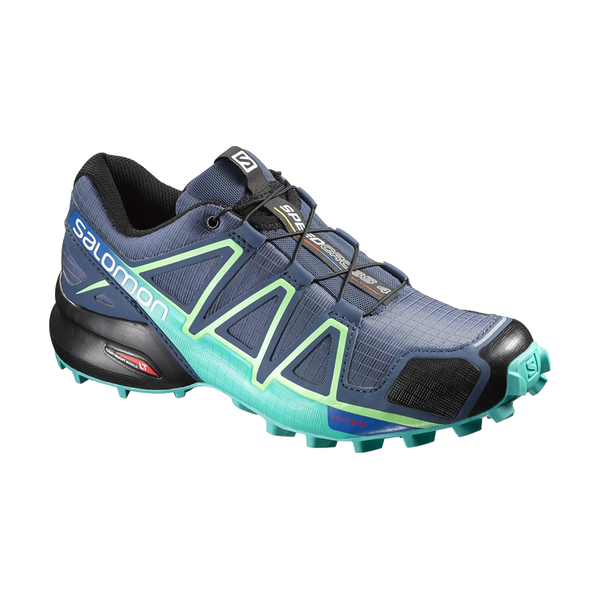 Salomon Women's Speedcross 4 Slate Blue