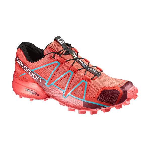 Salomon Women's Speedcross 4 Tomato Red
