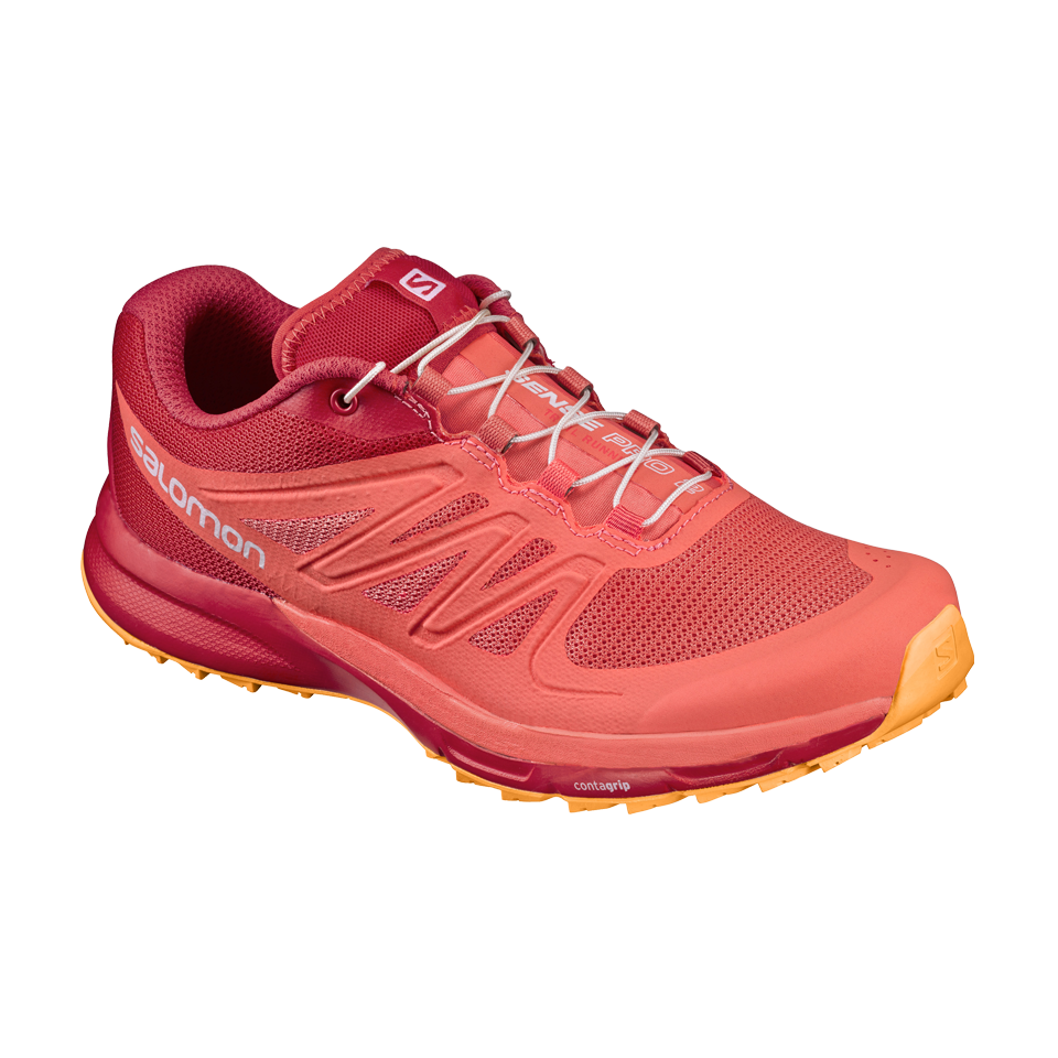 Salomon Women's Sense Pro 2 Living Coral