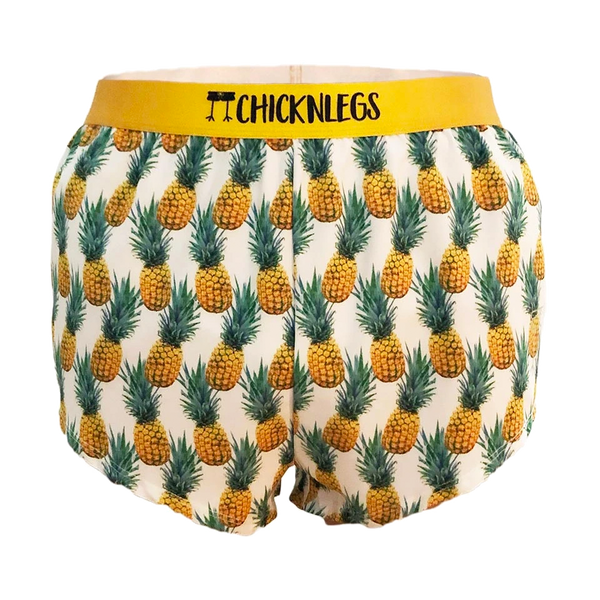 "ChicknLegs Men's 2"" Run Pineapple"