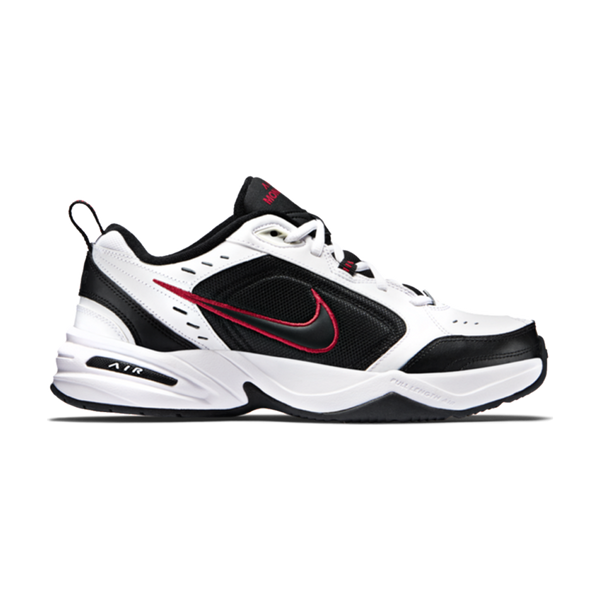 Nike Men's Air Monarch IV 4E White/Black