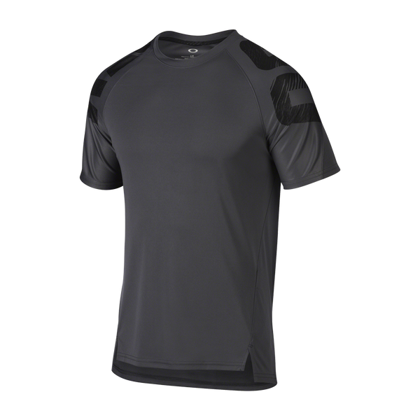 Oakley Men's Zone Wave Short Sleeve Forged Iron