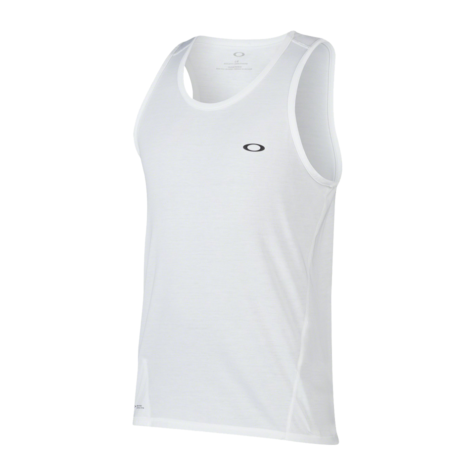 264803d1f000d Oakley Men s Icon Tank White - Play Stores Inc