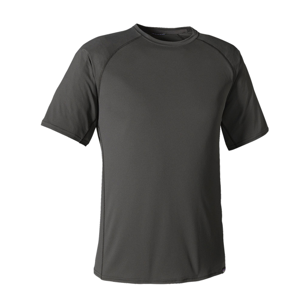 Patagonia Men's Capilene Lightweight Tee Forge Grey