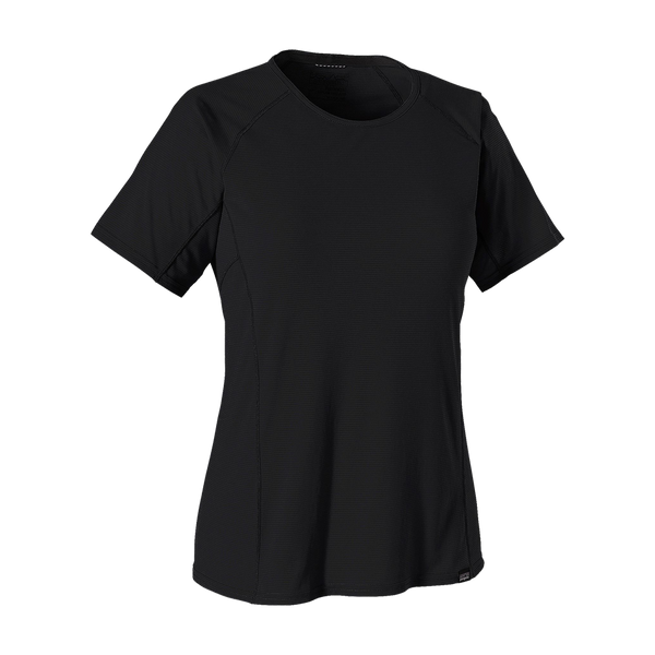 Patagonia Women's Capilene Lightweight Baselayer Black