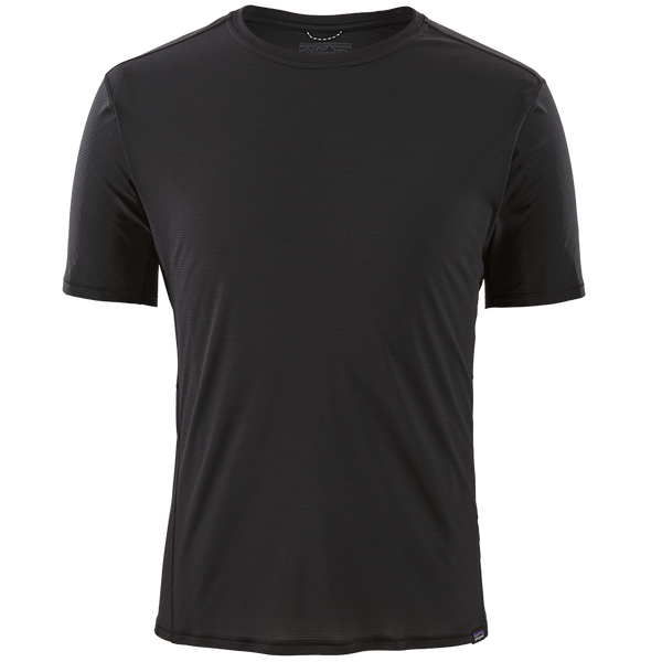 Patagonia Men's Capilene Cool Lightweight Shirt Black