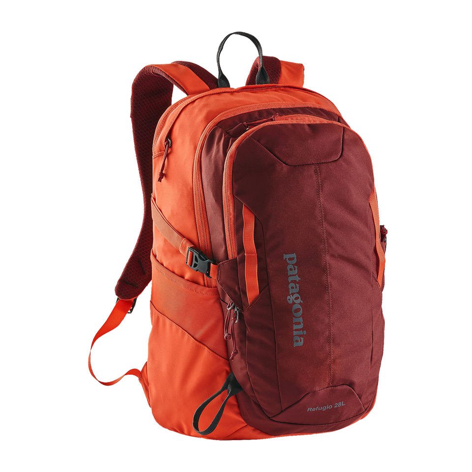 Patagonia Refugio Pack 28L Cinder Red