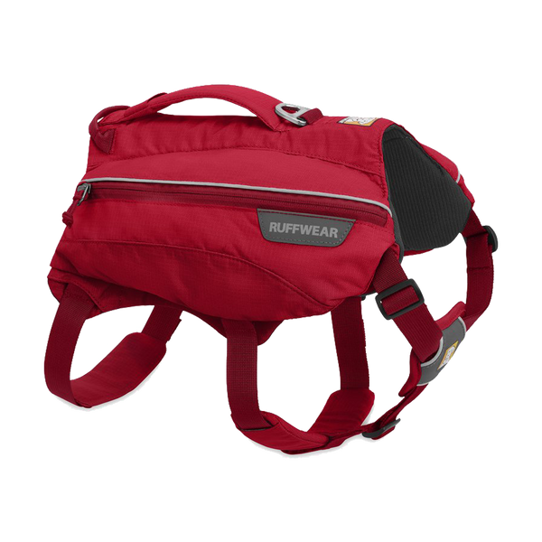 Ruffwear Inc Singletrak Pack Red Currant