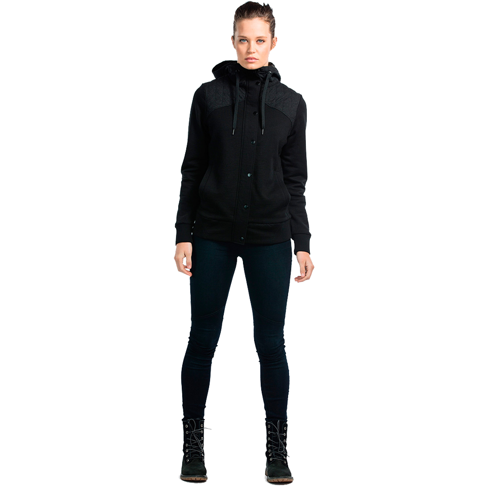 Mons Royale Women's Hero Hoody Black