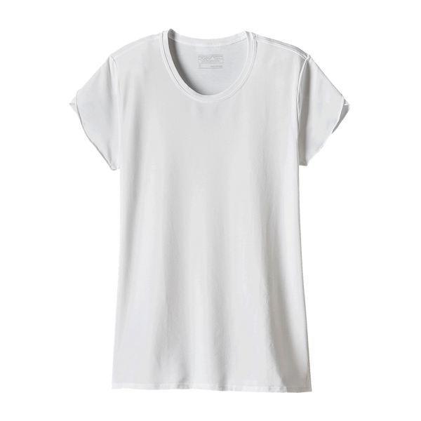 Patagonia Women's Glorya Tee White