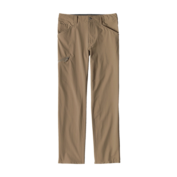 Patagonia Men's Quandary Pants Ash Tan