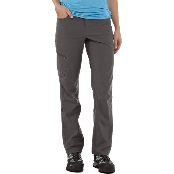 Patagonia Women's Quandary Pants Forge Grey