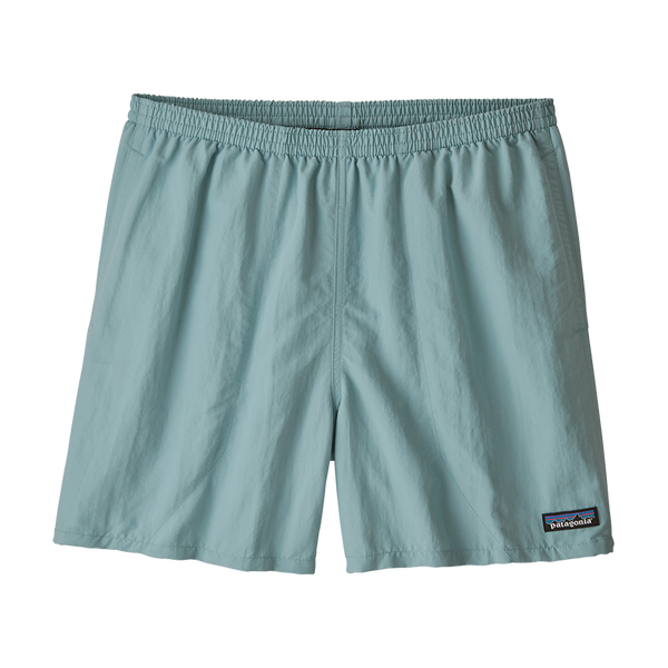 "Patagonia Men's Baggies Short 5"" Big Sky Blue"