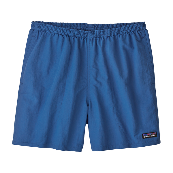 "Patagonia Men's Baggies Short 5"" Bayou Blue"