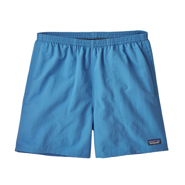 "Patagonia Men's Baggies Shorts 5"" Port Blue"