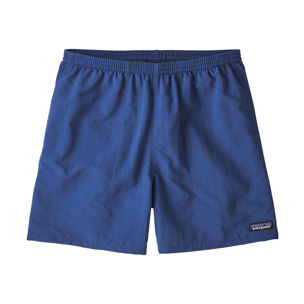 "Patagonia Men's Baggies Long 5"" Superior Blue"