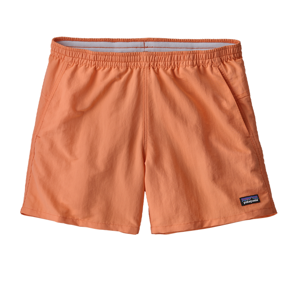 "Patagonia Women's Baggies Shorts 5"" Peach Sherbet"