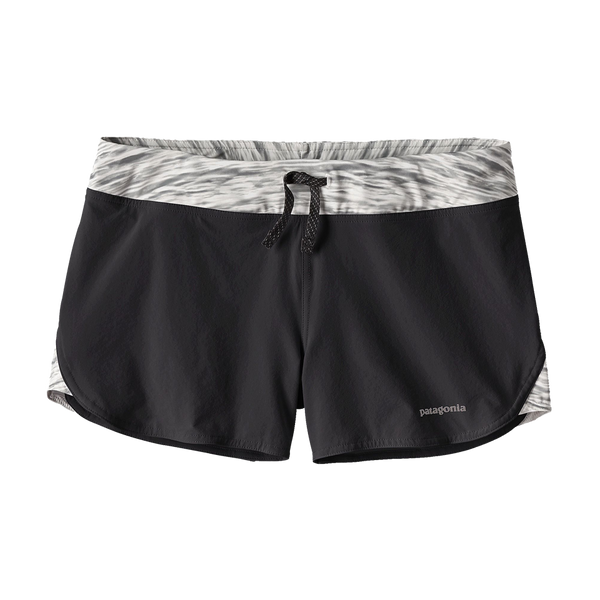 Patagonia Women's 9 Trails Short Black