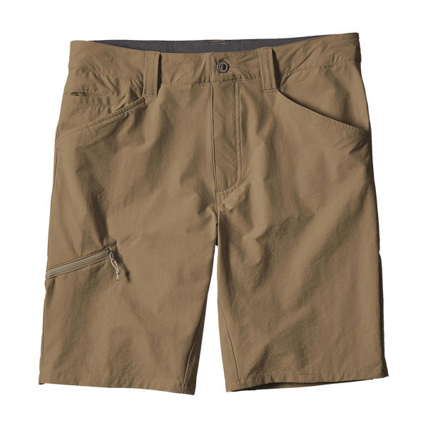 Patagonia Men's Quandary Short Ash Tan
