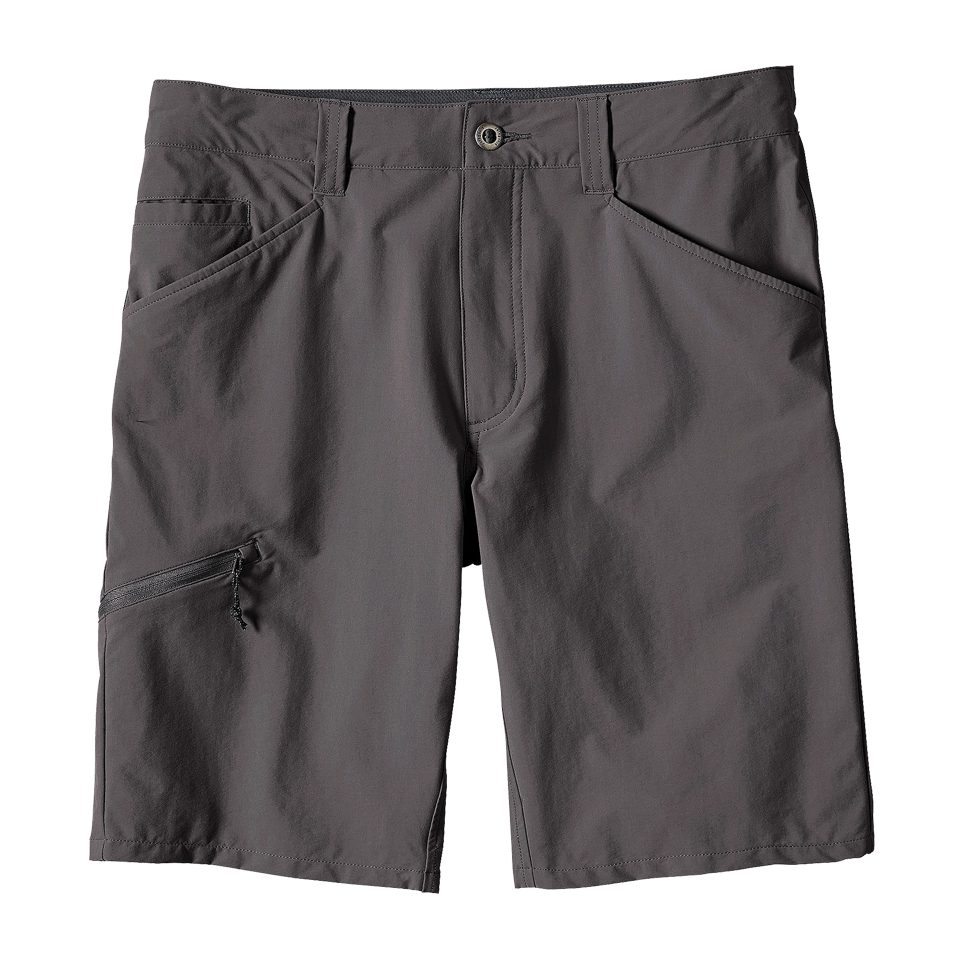 Patagonia Men's Quandary Short Forge Grey