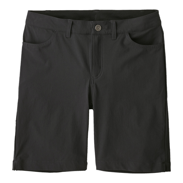 Patagonia Women's Skyline Traveler Shorts Black