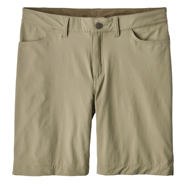Patagonia Women's Skyline Traveler Shorts Shale