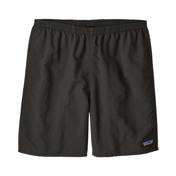 "Patagonia Men's Baggies Long 7"" Black"