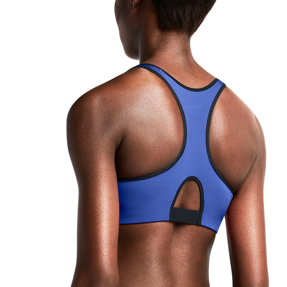 a156f28a6c9ad Nike Women s Pro Rival Bra Blue - Play Stores Inc